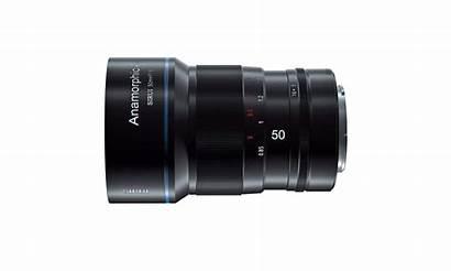 Lens Anamorphic Sirui Micro 50mm 33x Cinema