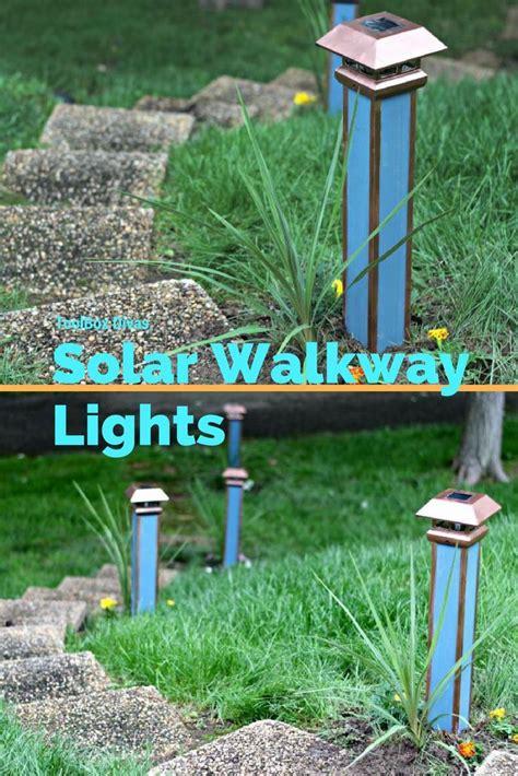 Solar Lights For Walkway by Best 25 Walkway Lights Ideas On Solar Walkway