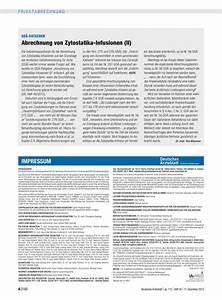 Abrechnung Goä : go ratgeber abrechnung von zytostatika infusionen ii dtsch arztebl 2015 112 50 ~ Themetempest.com Abrechnung