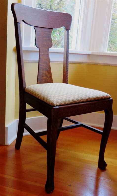 Getting A Chair Reupholstered by Reupholster Dining Chairs Mysweetcottage