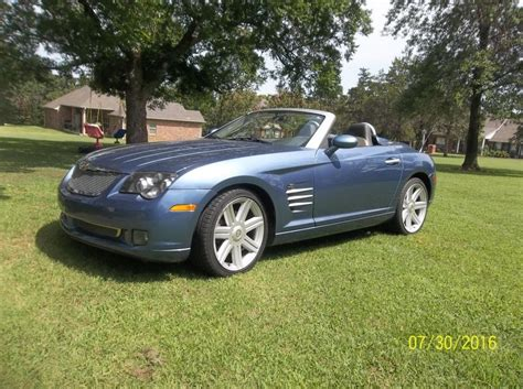 2005 Chrysler Crossfire For Sale by 2005 Chrysler Crossfire Convertible For Sale