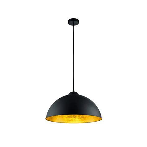 pendelleuchte metall schwarz pendelleuchte aus metall im vintagestil schwarz gold wohnlicht