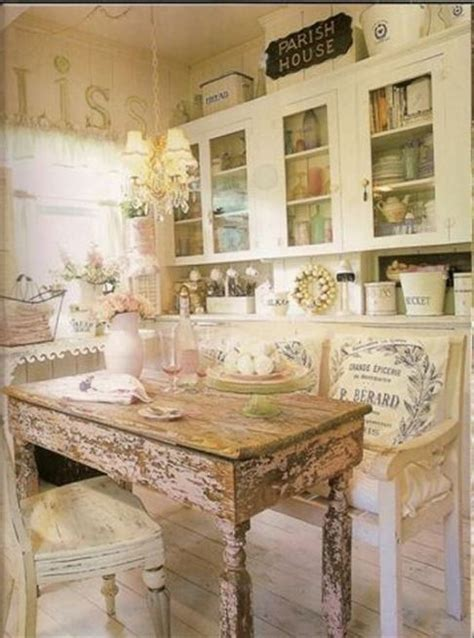 shabby chic kitchen paint colors arredamento shabby chic uno stile romantico e unico per 7908
