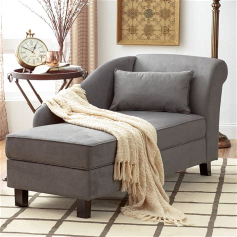 ideas double chaise lounges  living room