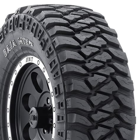 mickey thompson baja mtzp3 radial 33 quot tire 33x12 50r15lt