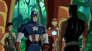 Ultimate Avengers 2 : DVD Talk Review of the DVD Video