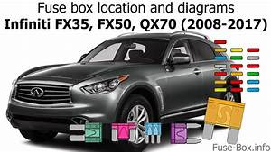2003 Infiniti Fx35 Fuse Box Location