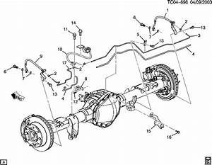 Chevy Brake Diagram