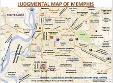 Map Of Memphis Th Pictures to Pin on Pinterest PinsDaddy