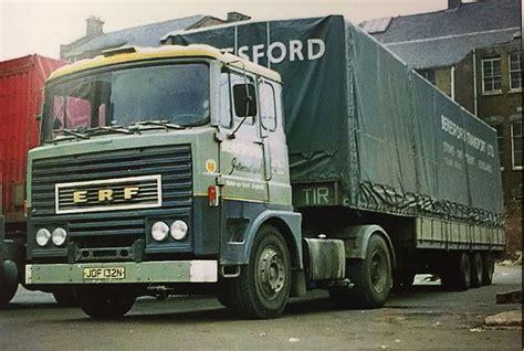erf historia de los camiones