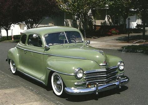 1948 Plymouth Club Coupe Hot Rod For