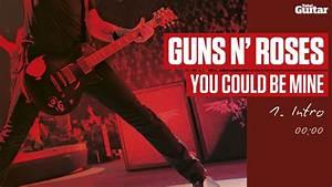 Guns N U0026 39  Roses  U0026 39 You Could Be Mine U0026 39  Lesson  Tg216