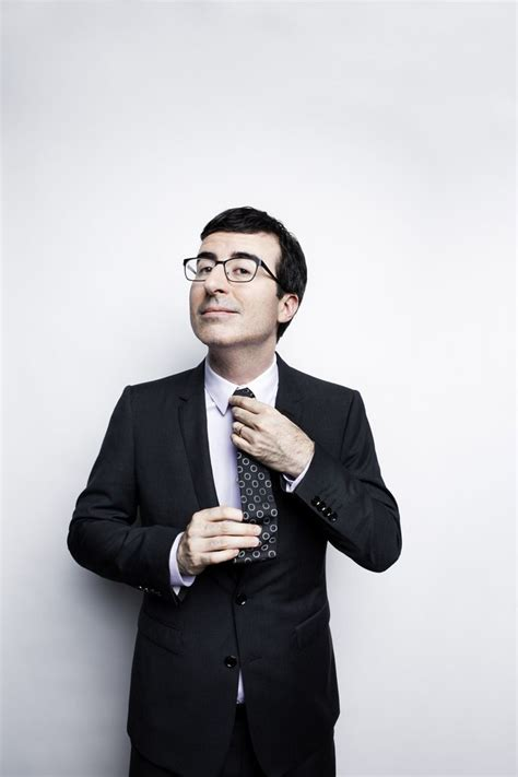20 Things You Learn Hanging Out With John Oliver Legends