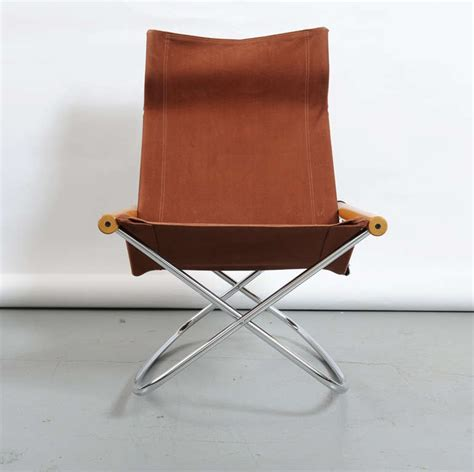 takeshi nii quot ny quot folding rocking chair at 1stdibs