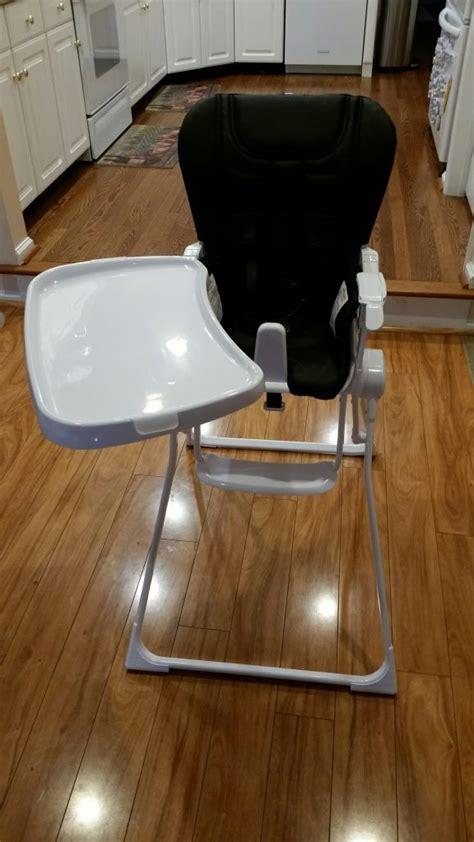 new joovy nook highchair