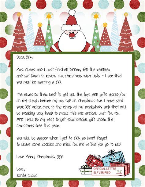 letters from santa 2017 letter from santa template sadamatsu hp 71490