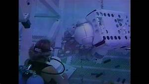 UNITED STATES 1990s: Astronaut Trains Underwater With ...