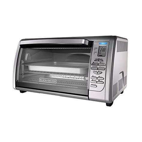 black and decker under toaster oven black decker cto6335s 6 slice digital convection