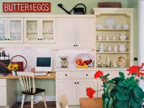 above kitchen cabinets ideas 10 ideas for decorating above kitchen cabinets hgtv