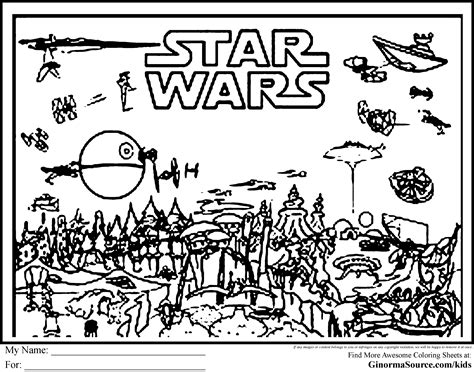 Star Wars Coloring Pages Bestofcoloringcom