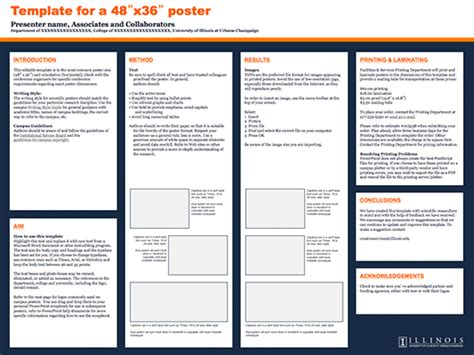 Powerpoint Poster Templates 24x36 by Powerpoint Poster Template 24x36 Lajmi Info
