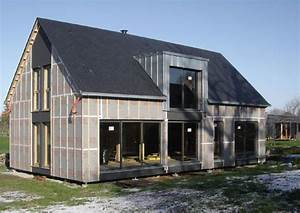 chaumezon autoconstruction d39une maison a ossature bois With maison en bois autoconstruction