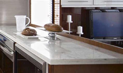 Quartz countertops, Carrara and Countertops on Pinterest
