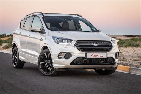 2019 ford kuga ford kuga 2 0t awd st line 2019 review w