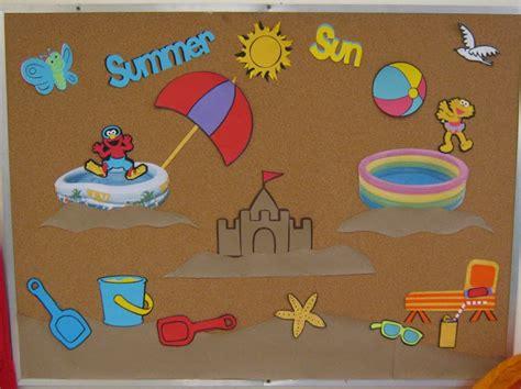 kreative resources summer bulletin board 673   34school 085