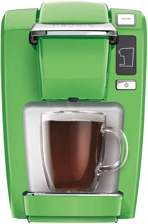 Like other coffee makers, not all keurig alternative options are made equally. Keurig K15 Coffee Maker, Single Serve K-Cup Pod Coffee Brewer, 6 to 10 oz. Brew Sizes, Greenery ...
