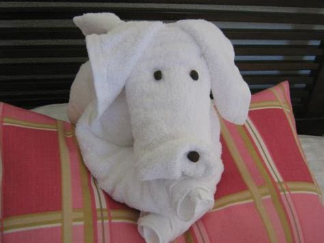 pliage de serviette de toilette pliage des serviettes de toilette photo de langley resort hotel fort royal guadeloupe