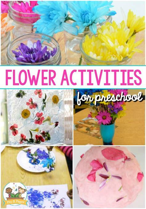 flower activities for preschoolers pre k pages 777 | Flower Activities for Preschool