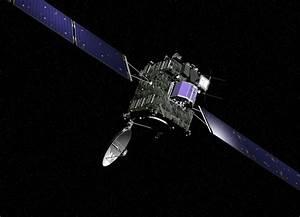 Rosetta's Odd Orbit Around Comet 67/D > ENGINEERING.com