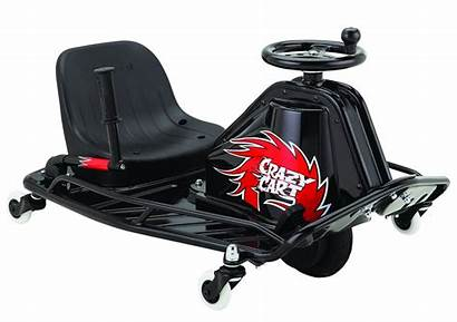 Crazy Cart Razor Electric Dlx Drifting Rides
