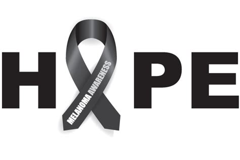 skin cancer ribbon color may is melanoma skin cancer awareness month nima skin