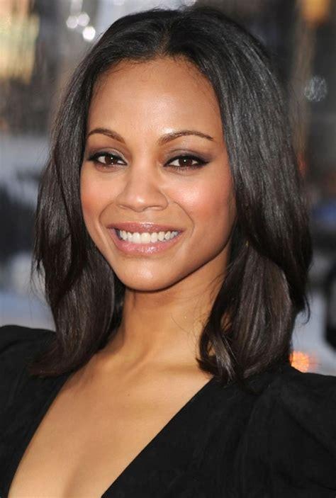 Black Layered Hairstyles For Medium Length Hair by Pictures Of Black Layered Hairstyles For Medium Length Hair