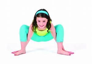 Life Health And Money: Yoga Posses For Kids