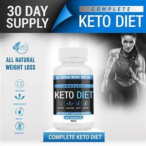 Keto Diet Pills - Weight Loss Supplements To Burn Fat Fast - Shark Tank