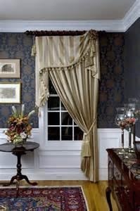 Traditional Window Treatments Curtains