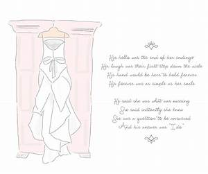momathon blog weddings toasts and readings With wedding dress poem