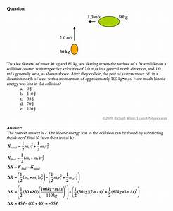 100+ [ Momentum Impulse And Momentum Change Worksheet ...