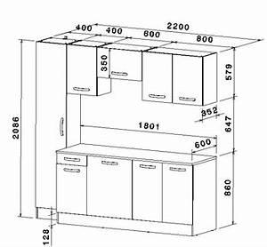 Dimension Standard Meuble Cuisine : dimension armoire cuisine mobilier design d coration d 39 int rieur ~ Teatrodelosmanantiales.com Idées de Décoration