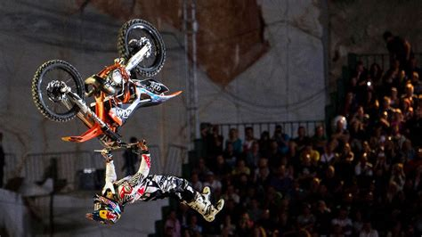 top freestyle motocross tricks  red bull  fighters