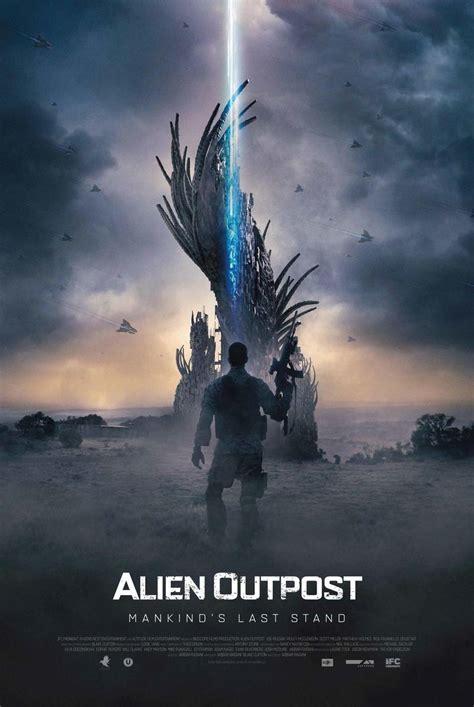 Alien Outpost DVD Release Date July 7, 2015