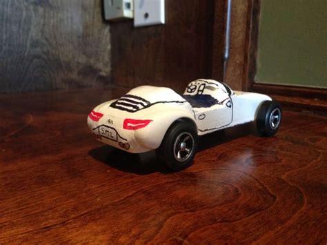 porsche  pinewood derby car  cs cab rennlist