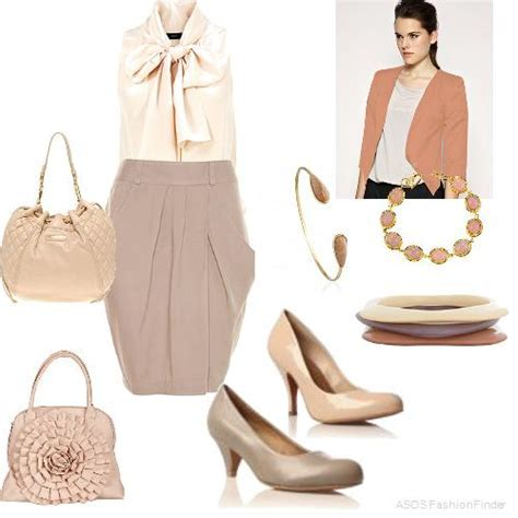 Suitable and Fashionable Outfits for Office Ladies