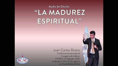 La Madurez Espiritual Youtube