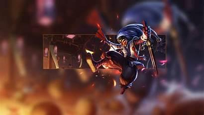 Insane Shaco Wallpapers Masked Legends League Artwork