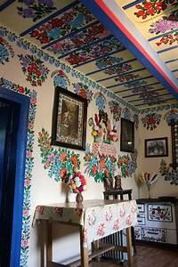 Schöner Wohnen Küchenfarbe : ukrainian peasant house interior home decor pinterest ~ Sanjose-hotels-ca.com Haus und Dekorationen