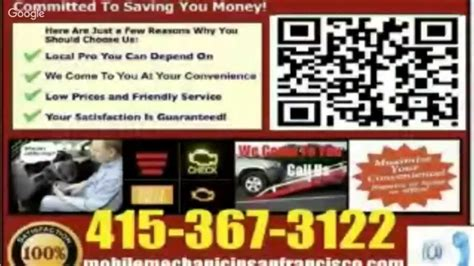 mobile auto mechanic sanfrancisco pre purchase foreign car